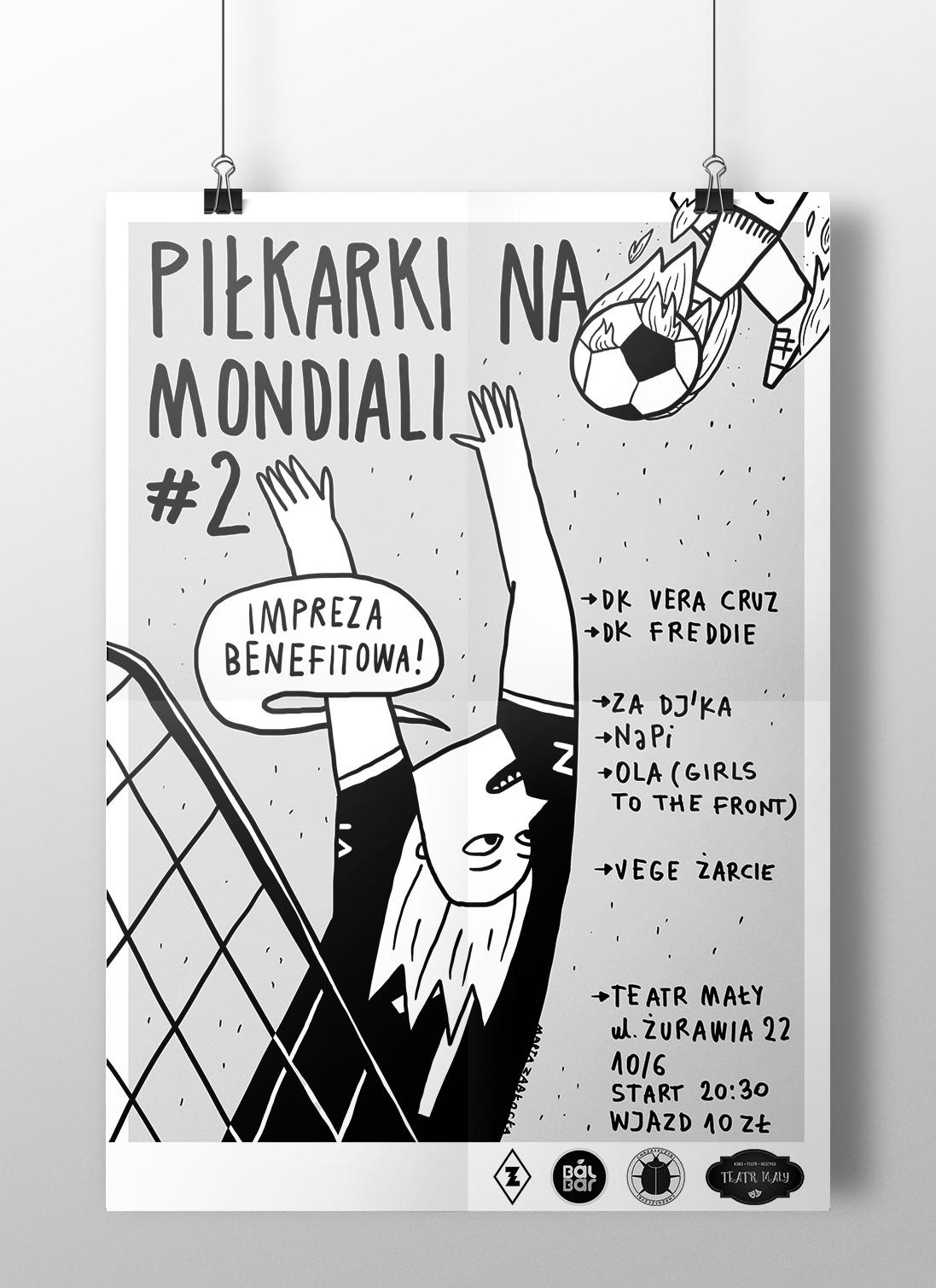 AKS ZŁY - poster
