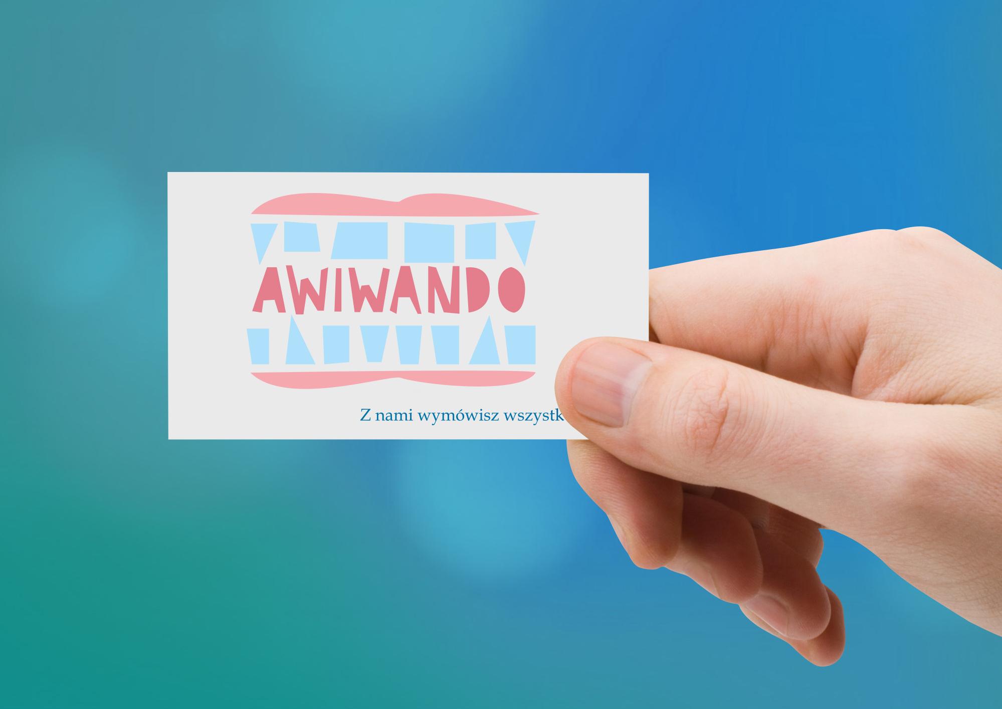 Awiwando - identyfikacja wizualna