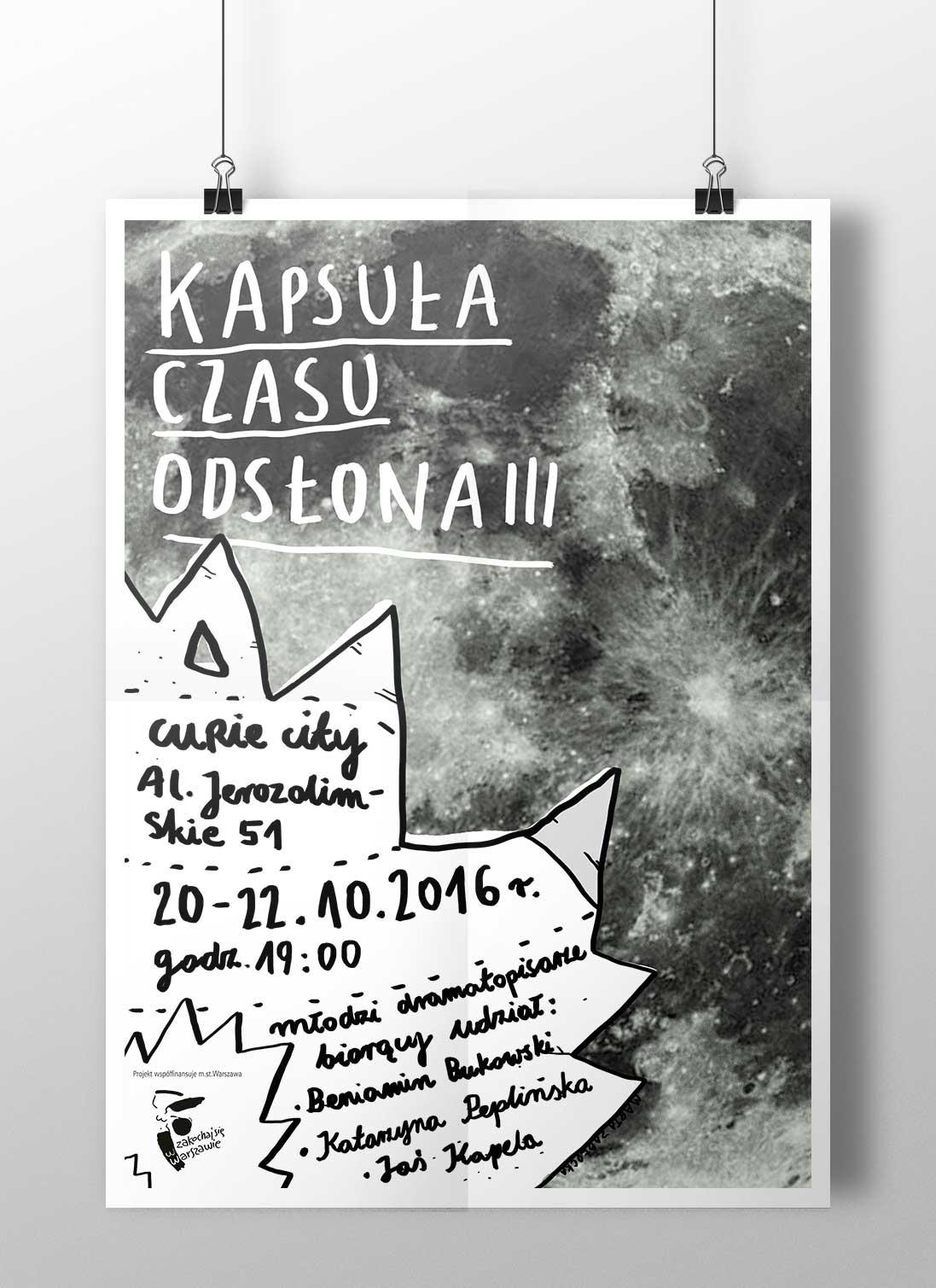 Curie City - Kapsuła Czasu