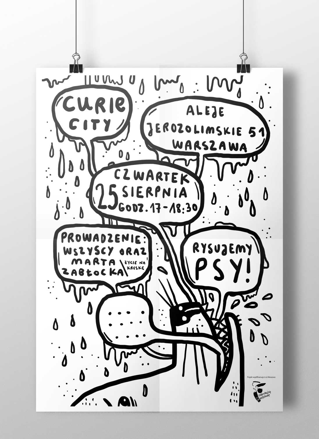 Curie City - Psy