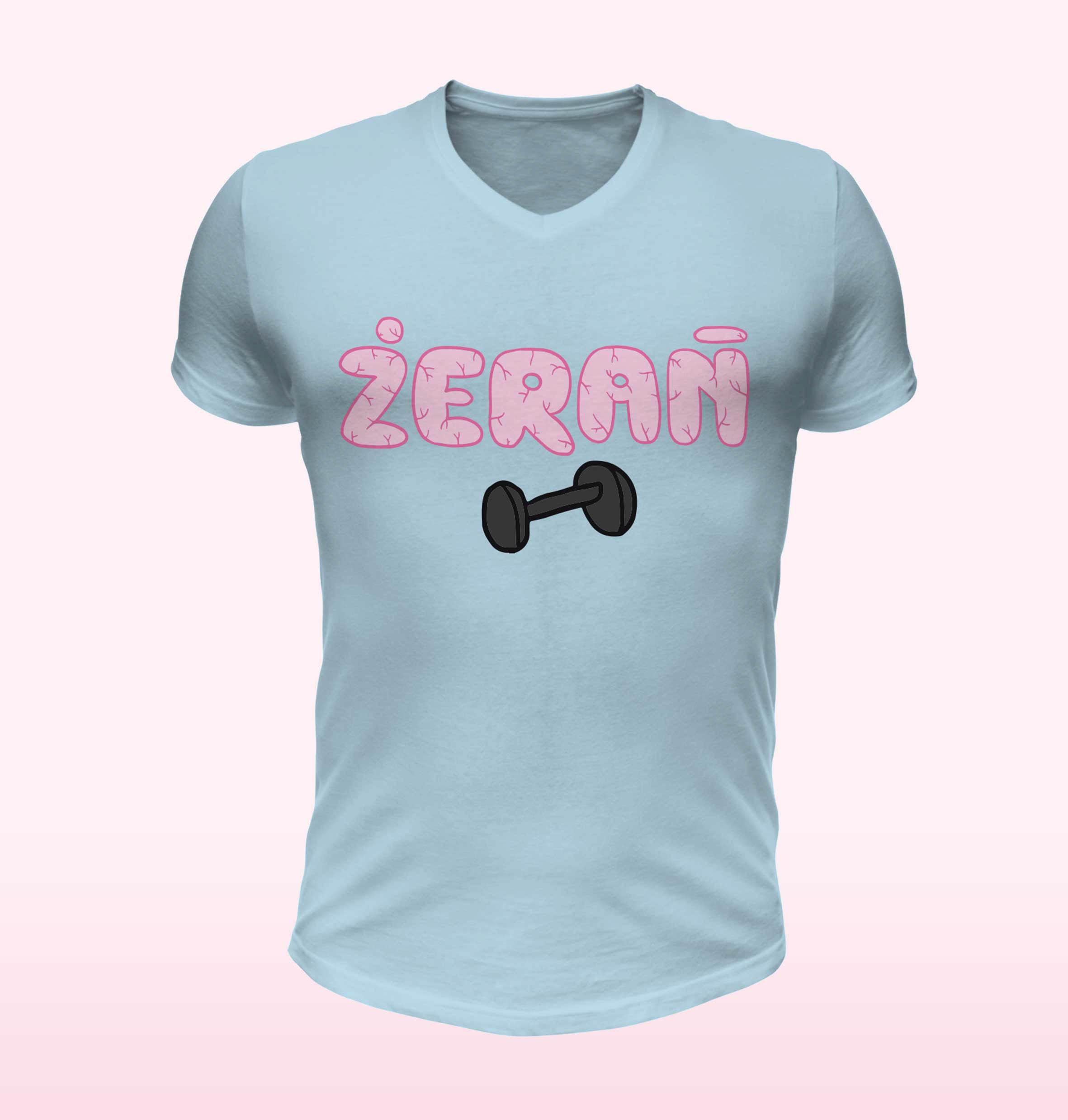 Żerań - identyfikacja wizualna shirt