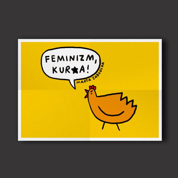 Feminizm, Kur#a!