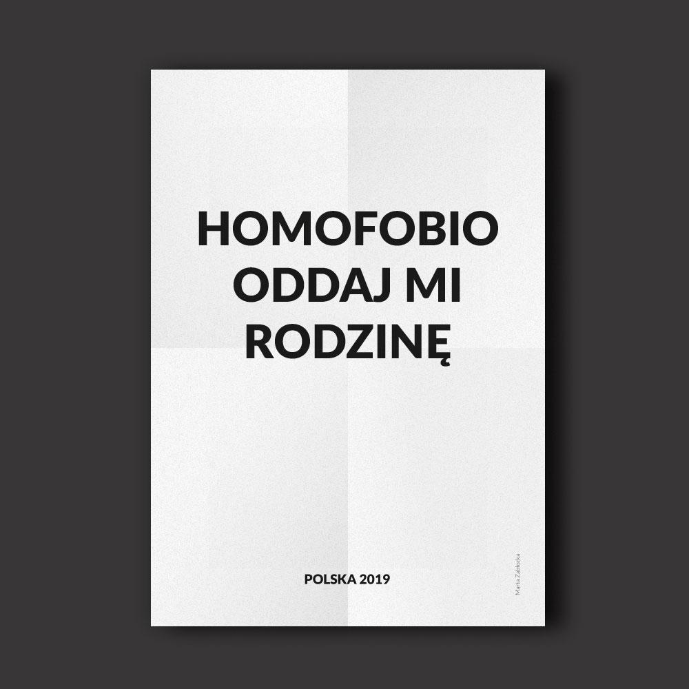 Polska homofobia