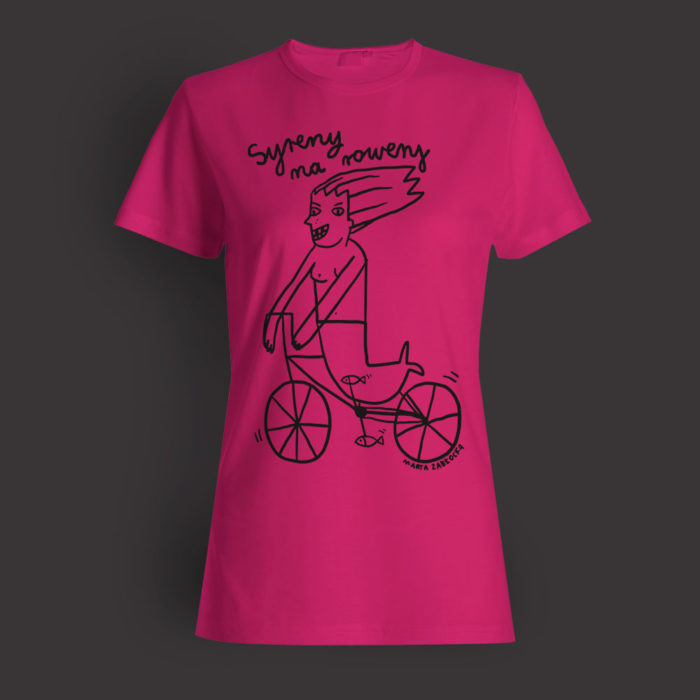 Syreny na rowery