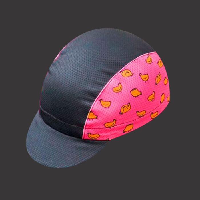 czapka kolarska w Kury